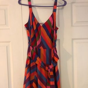 a New Day target striped dress